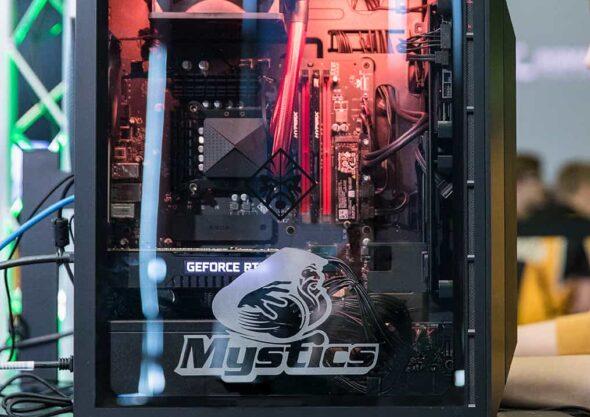 Mystics Computer