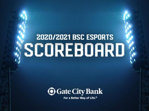 Gate City Bank Scoreboard