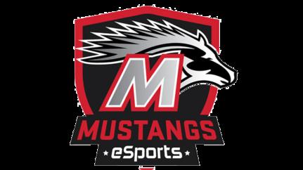 Montgomery Mustangs logo